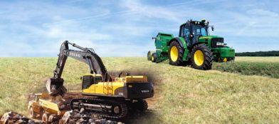 Chiptuning traktor